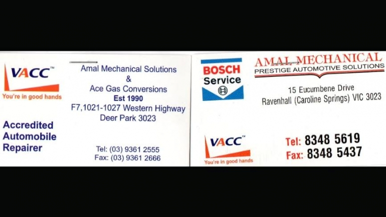Amal Mechanical Solutions