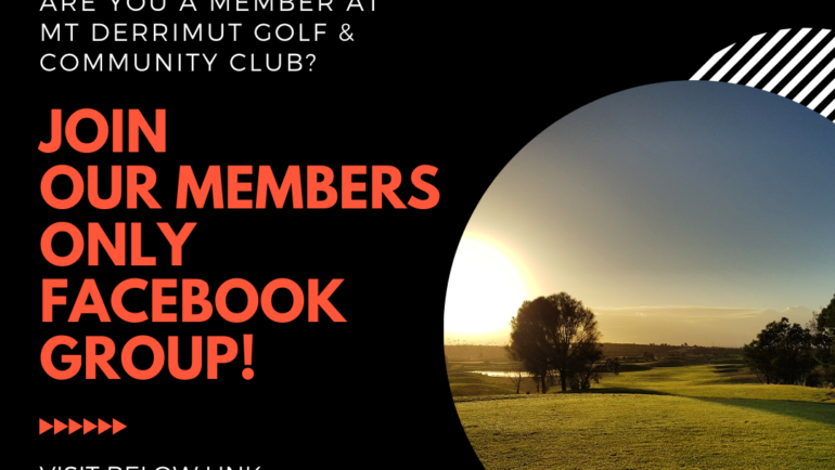 Members Only Group on Facebook!