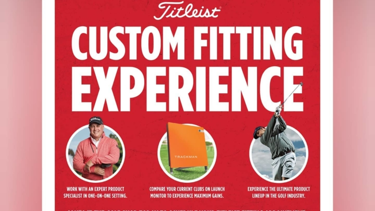 23rd July – Titleist Fitting Event