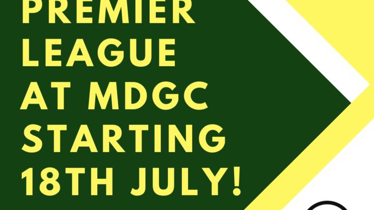 Premier League – Starting Soon!