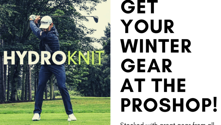 Winter Gear @ Proshop!
